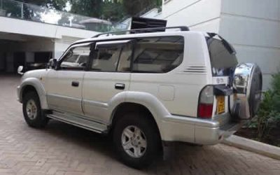 Land cruiser Prado TZ