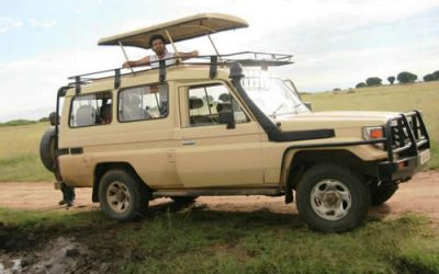Toyota Safari Landcruiser
