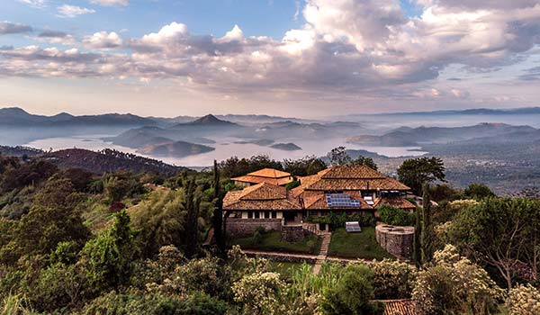accommodation in Nyungwe