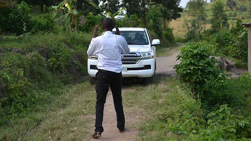 Drive Safely in Rwanda