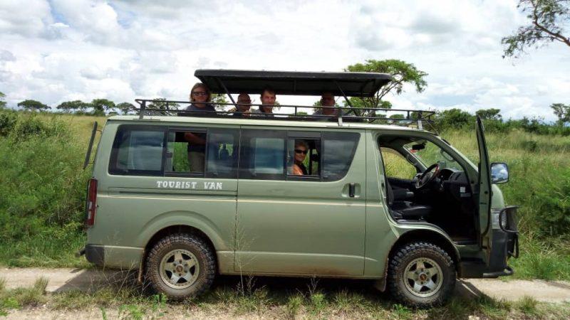 4x4 Safari Van For Hire